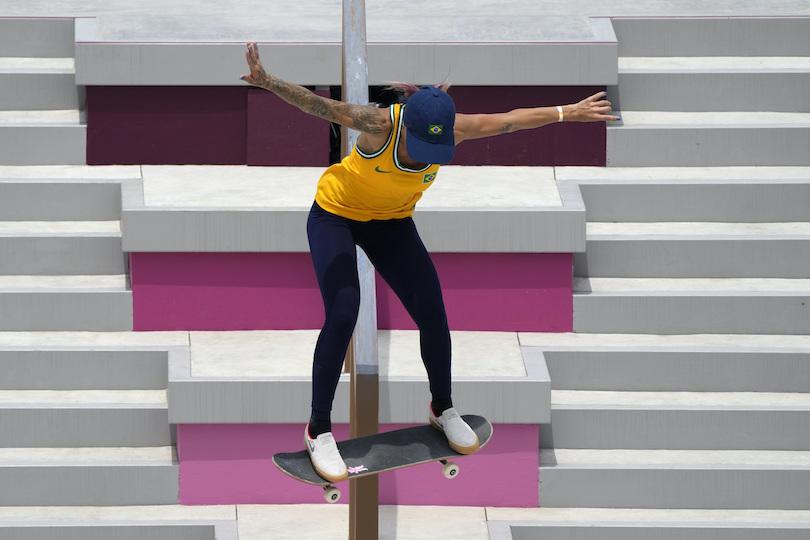 Οι αθλητές του skateboarding είναι μακράν οι πιο cool των Ολυμπιακών Αγώνων
