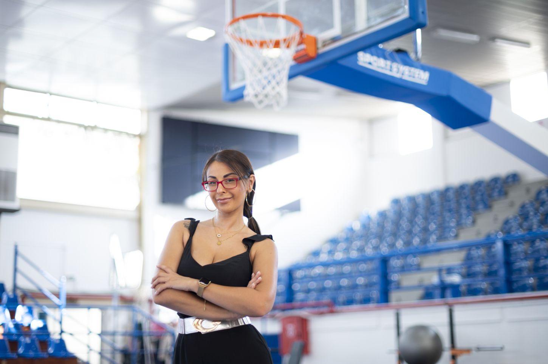 πρόεδρος Ιωνικού μπάσκετ