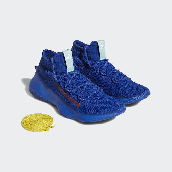 Με τα νέα sneakers του Pharrell Williams νιώθεις σαν να περπατάς ξυπόλητος
