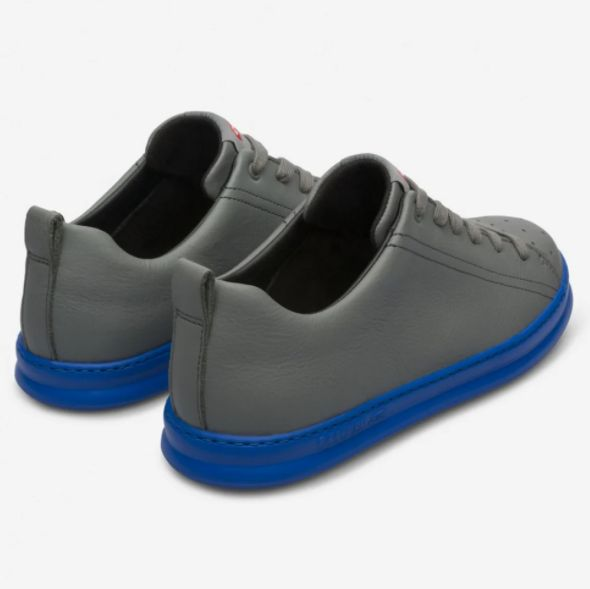 δερμάτινα sneakers