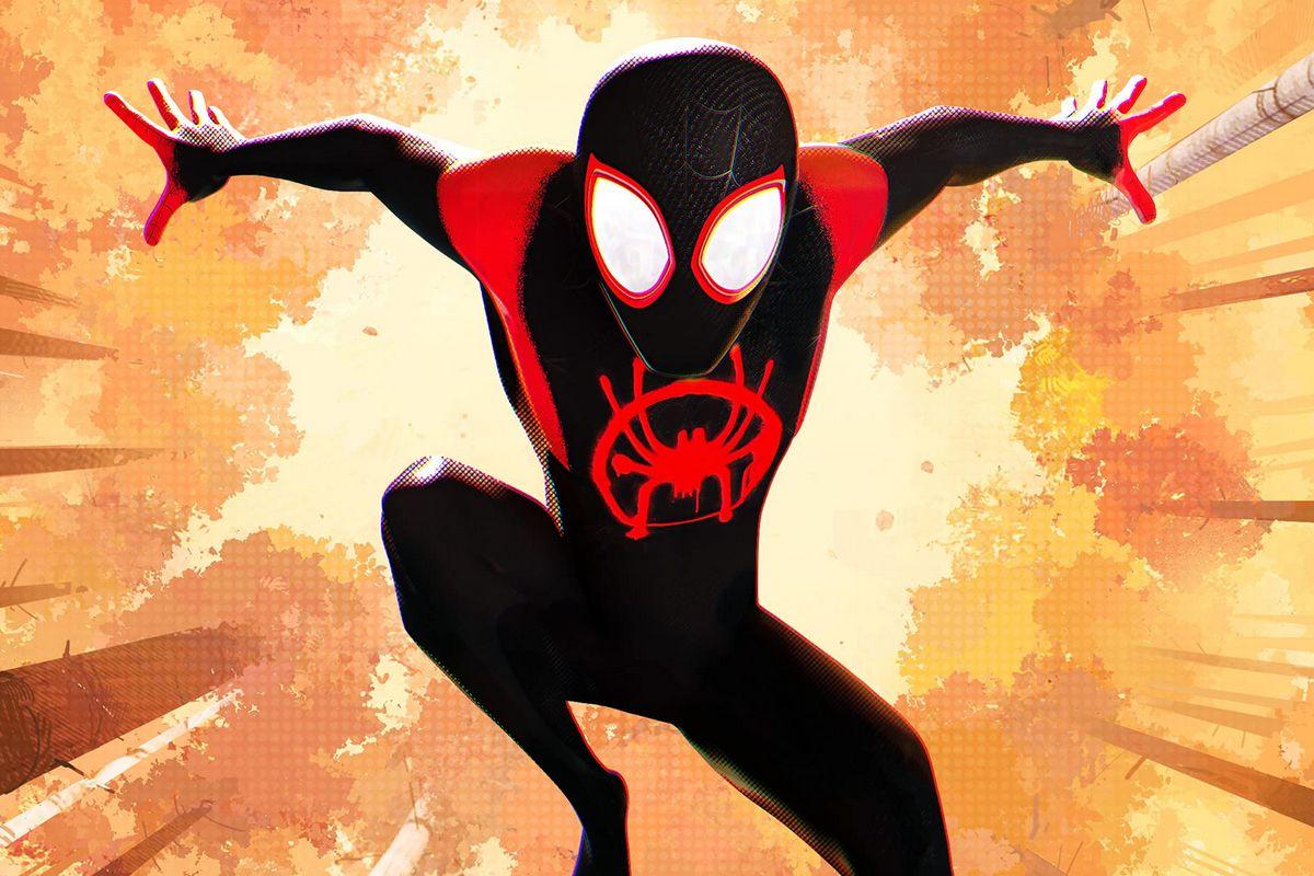 Το Spider-Man: Into the Spider-Verse στο Netflix