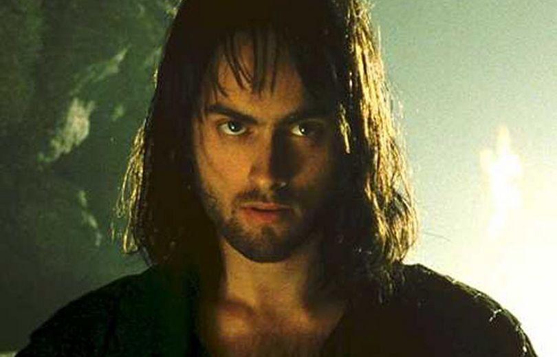 Ο Stuart Townsend ως Aragorn στο Lord of the Rings