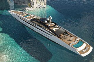 Sunrise, το μεγαλύτερο ανοιχτό superyacht στον πλανήτη
