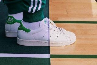 Τα νέα Superstan της adidas είναι τα απόλυτα sneakers