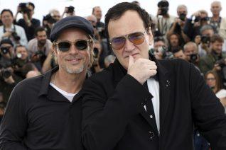 Όταν ο Tarantino έκανε το μοιραίο λάθος να πει στον Brad Pitt πώς να γδυθεί