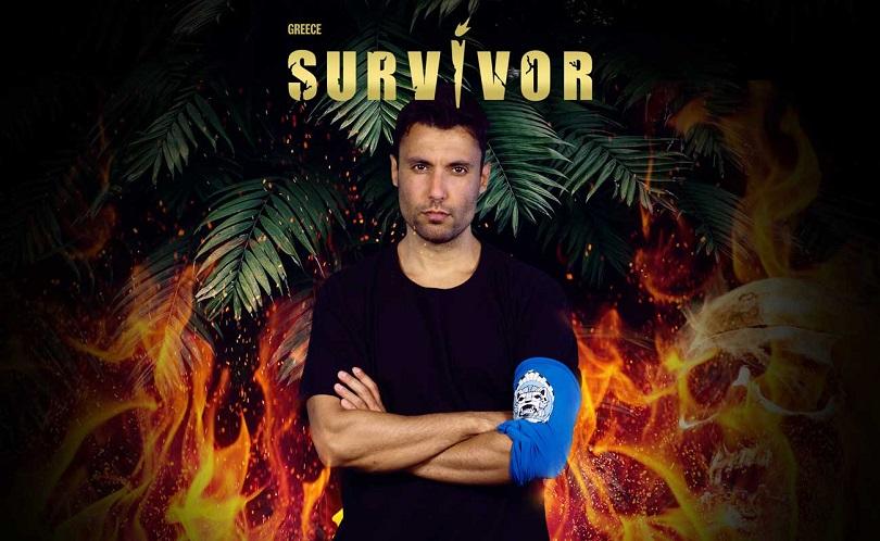Ο Ταβλαδάκης του Survivor