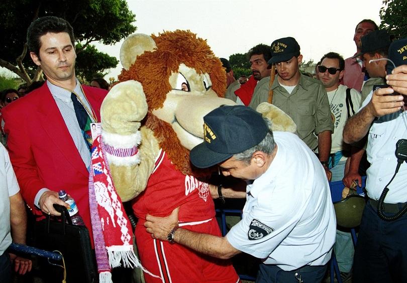 Ολυμπιακος-Παο Final Four Τελ Αβίβ 1994