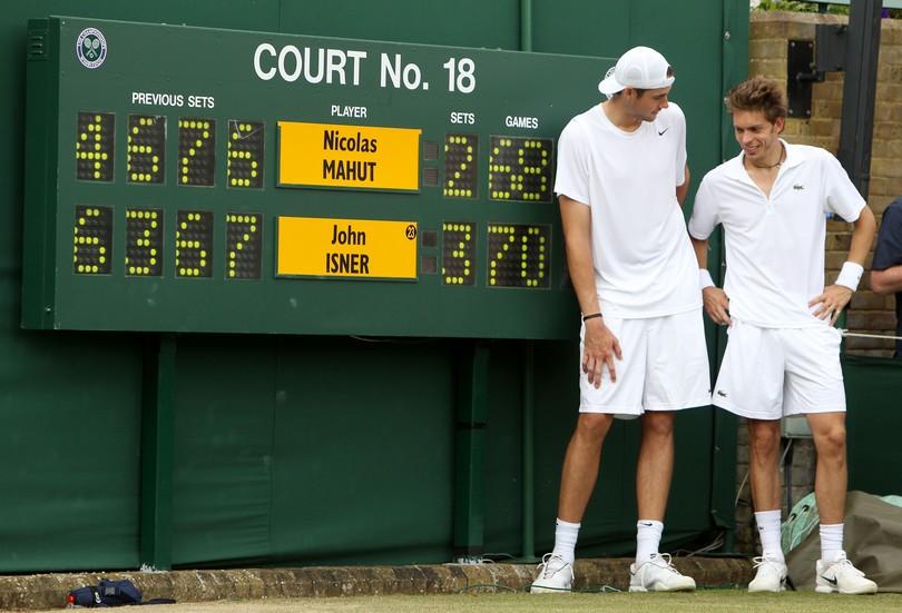 τένις μεγαλύτερο ματς