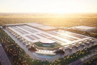 Το νέο εργοστάσιο του Elon Musk τερμάτισε τη λέξη 'φουτουριστικό'