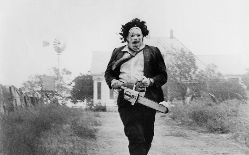 θρίλερ texas chainsaw massacre