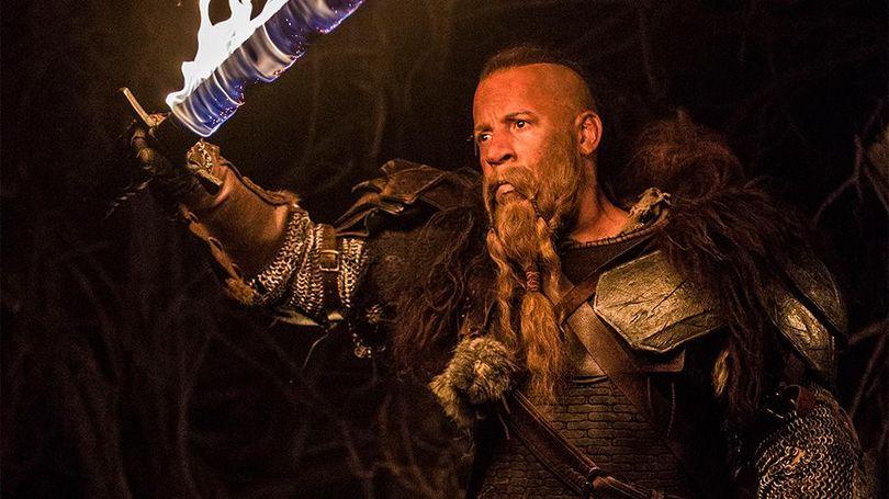 Ο Vin Diesel στο The Last Witch Hunter 2
