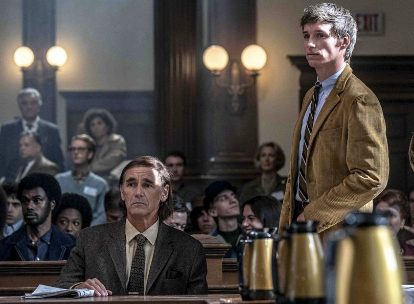 the trial of the chicago 7 rylance redmayne