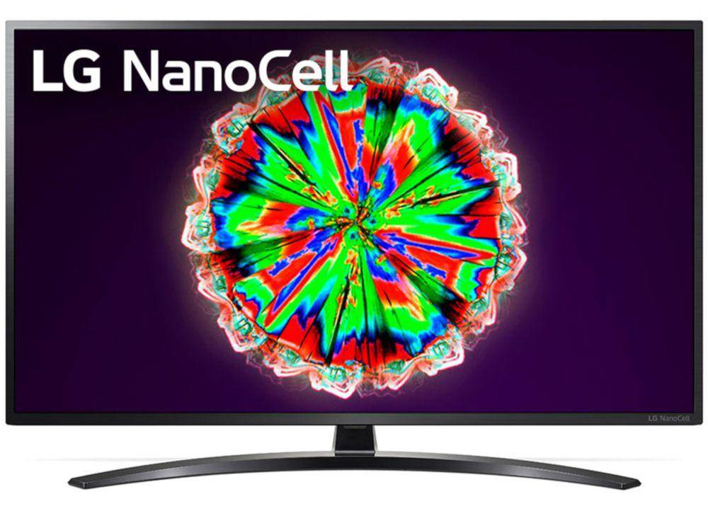 """Τηλεόραση LG 55"""" Smart NanoCell 4K UHD 55NANO796NE"""