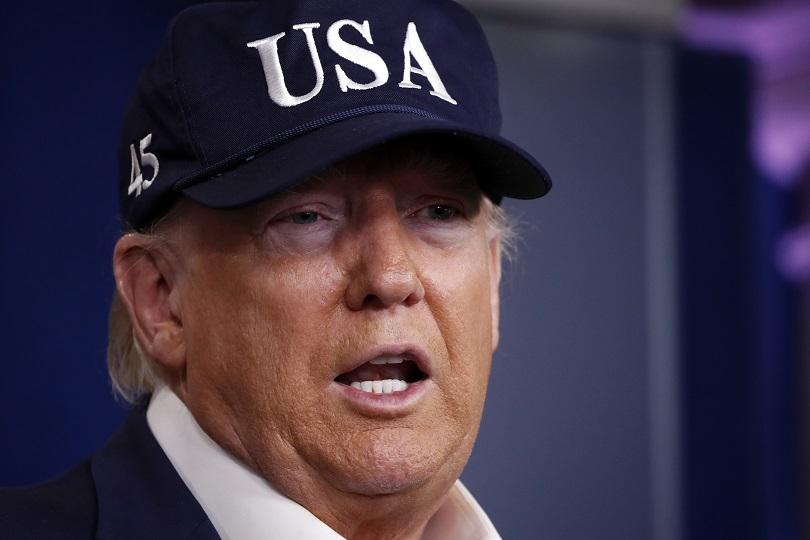 Donald Trump προεδρος ΗΠΑ συνεντευξη τυπου