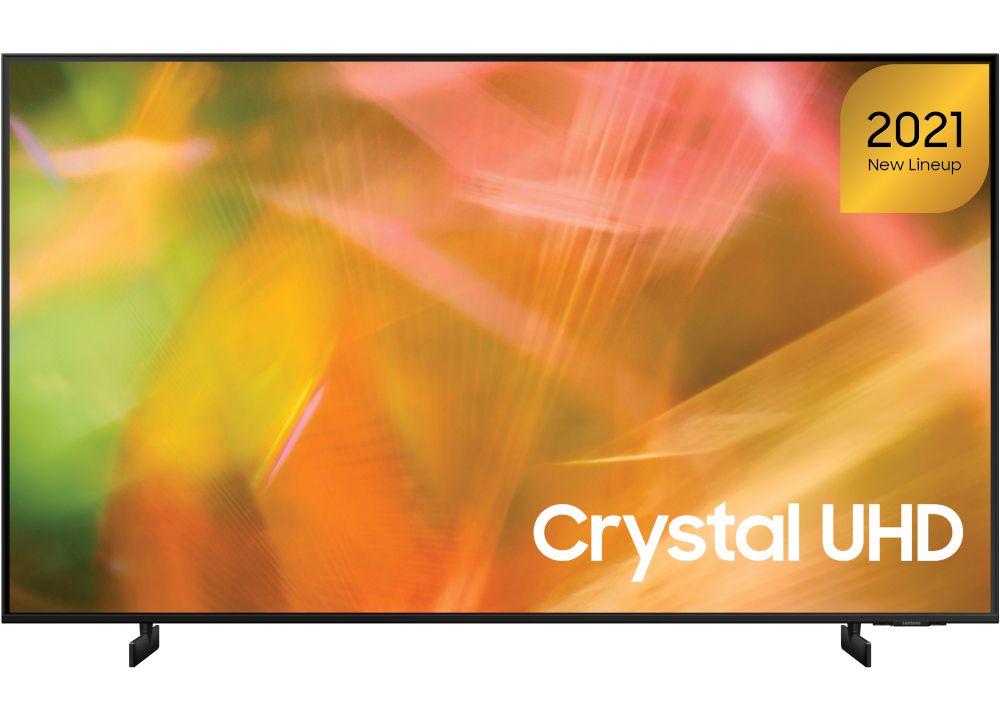 """Τηλεόραση Samsung 43"""" 4K UHD LED Smart TV UE43AU8072"""