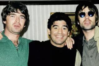 Όταν ο Μαραντόνα απείλησε να πυροβολήσει τους Oasis μέσα σε ένα μπαρ