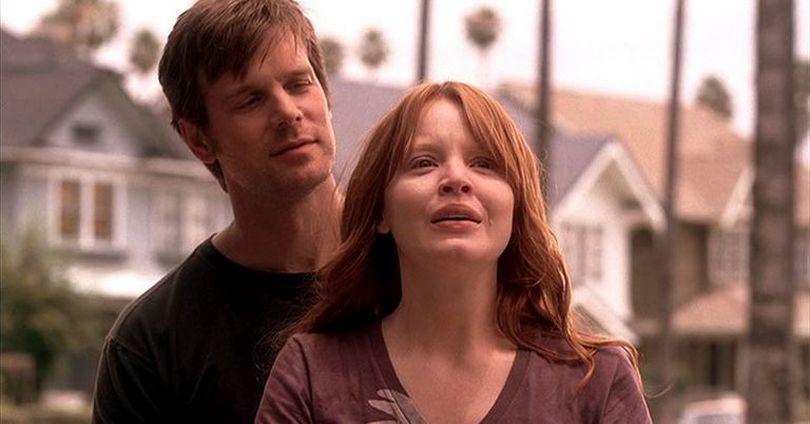 O Nate και η Claire στο Six Feet Under