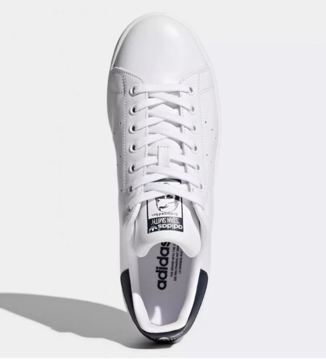 adidas Originals STAN SMITH | Lifestyle Casual Παπούτσια RUNWHI/RUNWHI/NEWNAV M20325