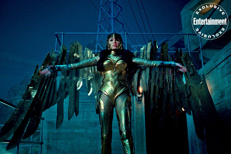 wonder woman golden eagle