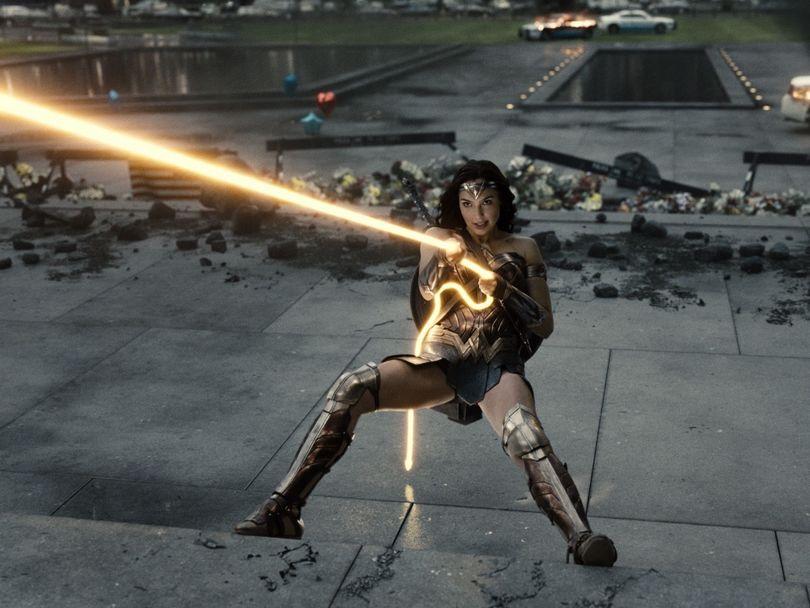 Η Wonder Woman στο Justice League