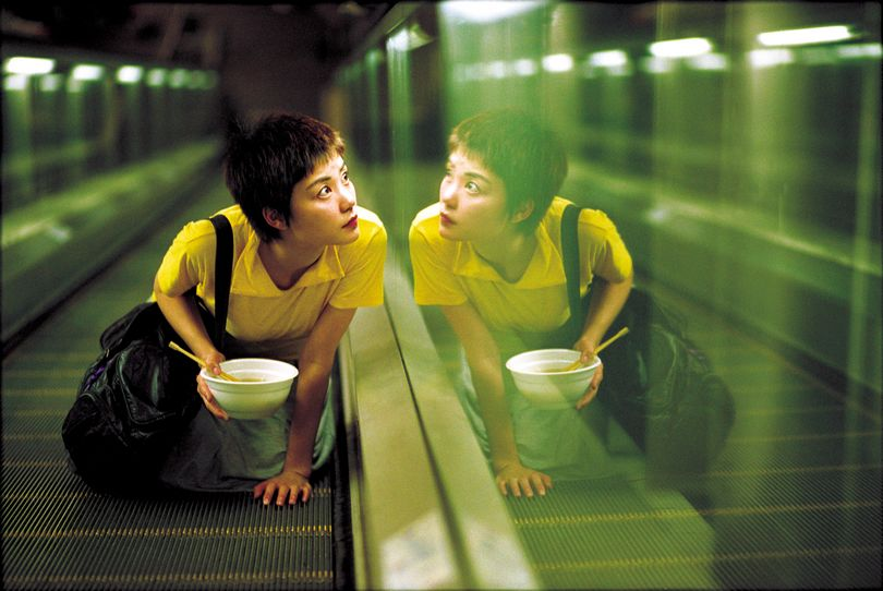 Το Chungking Express του Wong Kar-Wai