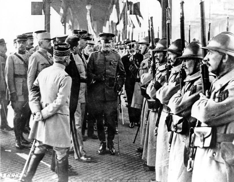 πρωτος παγκοσμιος πόλεεμος 1918