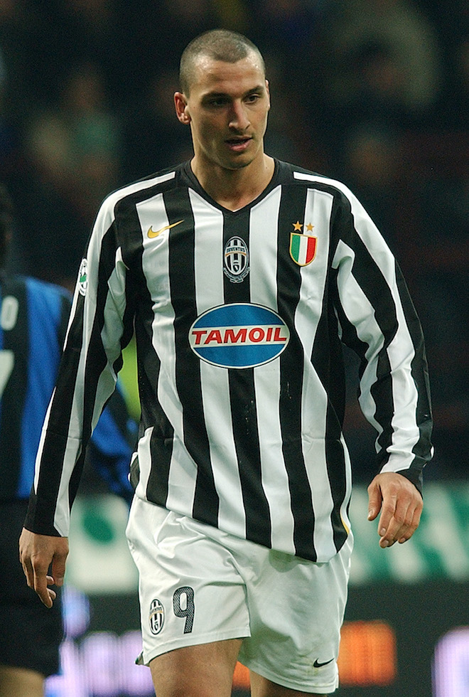 Το νέο χτένισμα του Zlatan Ibrahimovic γράφει το όνομά του